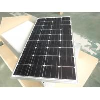 Buy cheap 120w Photovoltaic Solar Panel Mono pv Solar Module Made in China IEC/TUV Certified from wholesalers