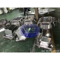 Quality Rotomoulding Cooler Box Moulds Mirror Surface , Precision Rotational Molding for sale