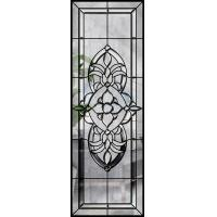 Buy cheap Increased Curb Appeal Decorative Panel Glass For Apartment Home Pattern Surface from wholesalers