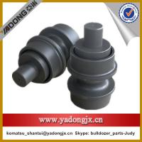Buy cheap komatsu Shantui Cummins Hitachi CAT Volvo DOOSAN  bulldozer excavator track roller of undercarriage parts from wholesalers