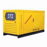 Buy cheap Sound-proof Generator Set, Powered By Lion Engine, with 50Hz Frequency from wholesalers