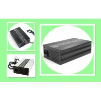 Buy cheap Portable Smart CC CV Lithium Ion Battery Charger 12 Volt 40 Amp Black Or Silver Color from wholesalers