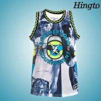 Buy cheap Customized Cool High School Basketball Uniforms Sports Clothes Breathable from wholesalers