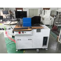 Buy cheap Lip Cutter Second Hand Bending Machine Feeding By Roller Pin Bending Mode from wholesalers
