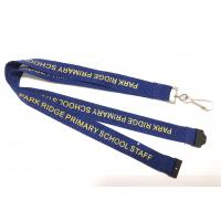 Buy cheap Team lanyard , neck-strap lanyard , silk-screen print lanyard ,custom neck lanyard from wholesalers