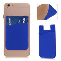 Buy cheap Promotional gifts 3m sticky mobile phone silicone smart card holder from wholesalers