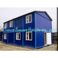 Buy cheap Comfortable Rustproof Modular Mobile Homes For Workers Accommodation from wholesalers