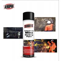 Buy cheap Aeropak Underground Mine Marking Paint Non Flammable from wholesalers