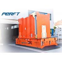 Buy cheap Heavy Duty Small Automated Guided Vehicles In Industrial Material Handing During Warehouse from wholesalers