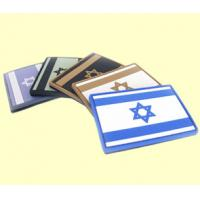 Buy cheap Flag Pvc Morale Patch&Israeli Flag Patch from wholesalers