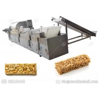 Buy cheap Commercial Cereal Bars Machine Forming Puffed Rice With Progressive Technology from wholesalers