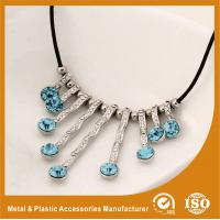 Buy cheap Caddy Fashion Jewelry Lace Necklace Collarbone Chain False Collar from wholesalers
