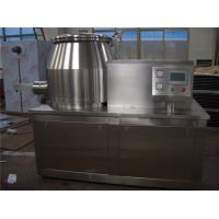Buy cheap Foodstuff  Wet Granulation Equipment Cutting Speed 1500 Rpm With Z Shaped Rotor Blade from wholesalers