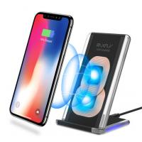 Buy cheap QI Wireless Charger Phone Charger For Samsung S8 Plus S7 S6 Edge Note 8 5V/1A Fast Charging Holder Iphone8 8plus X from wholesalers