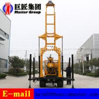 Buy cheap Master Machinery XYD-3 Crawler Hydraulic Core Drilling Rig for sale from wholesalers
