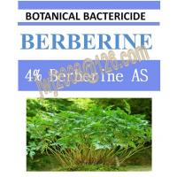 Buy cheap botanical fungicide, 4%Berberine AS, plant extract from wholesalers