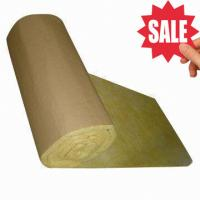 Buy cheap Glass Wool Insulation Blanket with Kraft Paper Facing from wholesalers