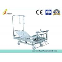 Buy cheap Hospital Adjustable Orthopaedics Traction Bed With Back-Rest, Leg-Rest, Vertical Travel Functions (ALS-TB02B) from wholesalers