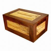 Buy cheap Donation Box, Made of Wood Material, Eco-friendly, Available in Various Sizes from wholesalers