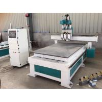 Buy cheap Industrial Woodworking CNC Machine 1325 / Wood Carving Machine With Mach3 Controller from wholesalers