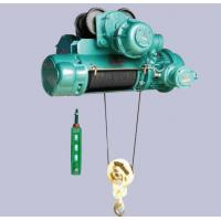 Buy cheap YT Most popular 8M/MIN wire rope Explosion Proof electric hoist/Crane Hoist 1-32T from wholesalers