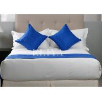 China Breathable Cotton 3 Star Hotel Bed Linen Luxury Hotel Bedding Sets Eco-friendly and Healthy on sale