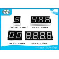 Buy cheap Easy Mounting 7 Segment Led Display PVC Material For Disinfection Cabinet from wholesalers