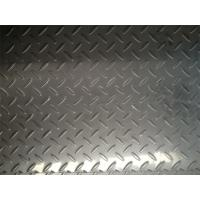 Buy cheap SUS304 Stainless Steel Tread Plate , Stainless Steel Chequer Plate from wholesalers