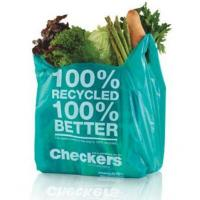 Buy cheap 100% Biodegradable Shopping Bags , T Shirt Compostable Grocery Bags from wholesalers