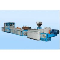 Buy cheap PVC board extrusion produciton line (CE passed) product