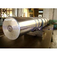 Buy cheap Heavy Steel Shafts with CNC Precision Turning Parts , Intermediate Steering Shafts from wholesalers