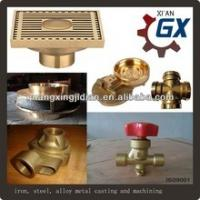Buy cheap OEM High Precision Bronze Equal Tee Casting from wholesalers