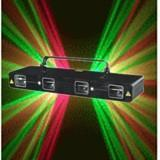 Buy cheap Four Head Red&Green Laser /Stage Light product