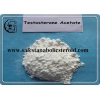 Buy cheap Testosterone Acetate for Bodybuilding Muscle Growth 1045-69-8 99% Purity from wholesalers
