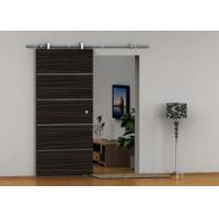 Buy cheap Customized Modern Wood Barn Door , Interior Sliding Barn Doors For Homes from wholesalers