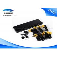 Buy cheap Desktop Control 8 Port KVM Switch VGA USB Type A Female With Audio Multi Function from wholesalers