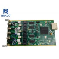 Buy cheap 2 Channel AES / EBU Video Sub Card Powerful Comprehensive Head End System from wholesalers