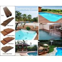 Buy cheap wpc decking/wood plastic composite tiles from wholesalers