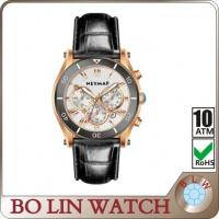 Buy cheap Italy Leather Band OS20 Japan Movt Solid 316 Stainless Steel Sports Watch from wholesalers