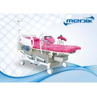 Buy cheap ABS Head Board Electric Gynecological Chair For Maternity , Motorized Labor Delivery Bed from wholesalers
