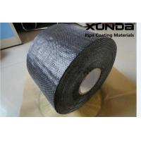 Buy cheap Woven Polypropylene Tape , Self Adhesive Bitumen Tape 1.27 Mm Thickness 150 Mm Wide from wholesalers