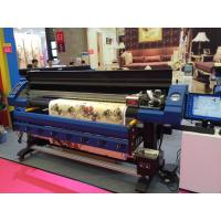 Buy cheap High Resolution 3.2m Eco Solvent Printer With Epson Dx7 Print Head from wholesalers