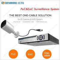 Buy cheap Plug and play 4 channel PoC and EoC ip security camera system from wholesalers