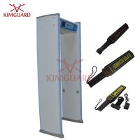 Buy cheap Embassy Multi Zone Metal Detector Gate ,  Jail Court Gold Detector Scanner from wholesalers