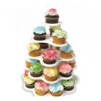 Buy cheap 5-Tier Cupckae Stand from wholesalers