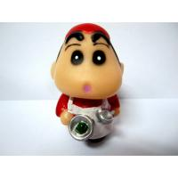 Buy cheap Bath Toys,plastic toys, vinyl toys, 2015 new arrival, rubber toys, kids' toys,customised Crayon Shin-chan figure from wholesalers