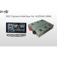 Buy cheap 360 Degree Rear Camera Interface for AUDI A4 2017 4GMMI with frontview and rearview from wholesalers