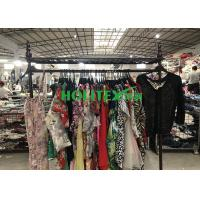 Buy cheap Female Second Hand Used Clothes , Fashionable Mixed Size Ladies Used Clothing from wholesalers