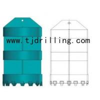 Buy cheap Pile round chisel 600mm-3000mm for piling foundation work from wholesalers