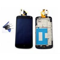 Buy cheap LG Nexus 4 E960 lcd touch screen full assembly with digitizer from wholesalers